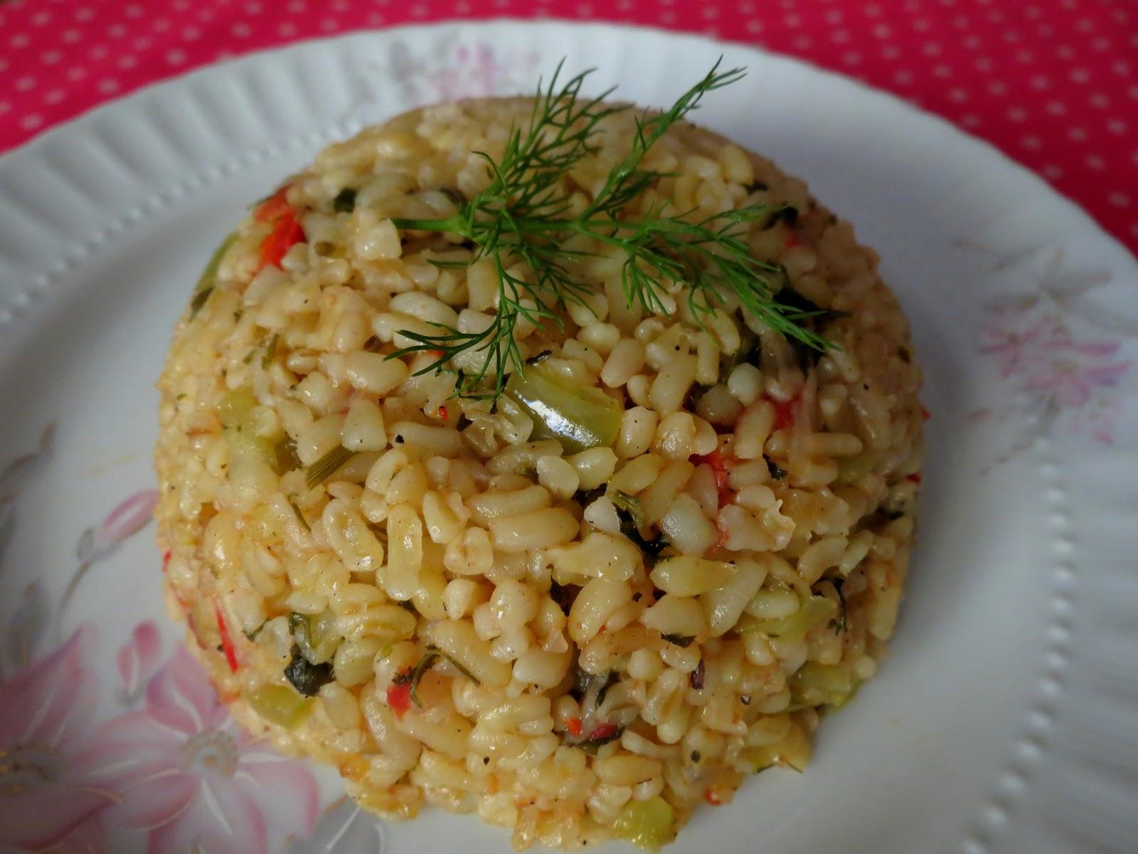 Buğday Pilavı
