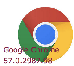 Google Chrome 57.0.2987.98 Standalone Version