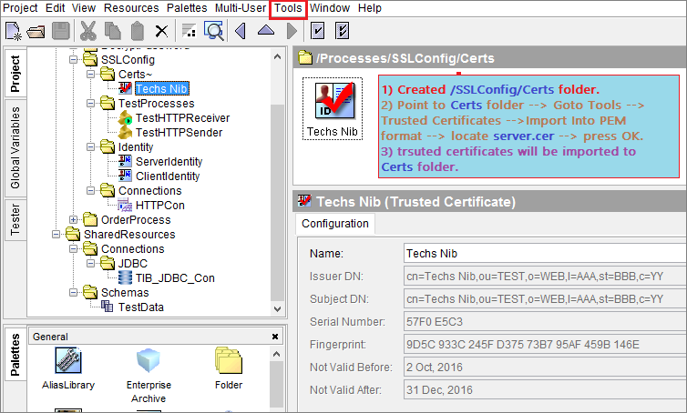 Jms Ssl Example
