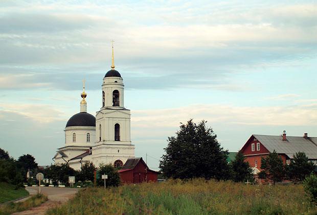 Радонеж – заповедный городок