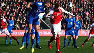 Leicester City v Fleetwood live stream info
