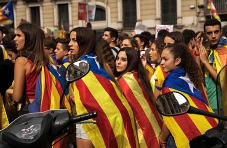 Parlemen Catalonia Deklarasikan Kemerdekaan dari Spanyol