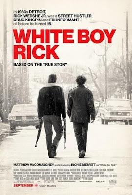 White Boy Rick 2018 DVD R1 NTSC Latino