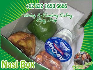 Catering Nasi Box di Ciater