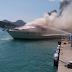 Λευκάδα:Καίγονται δυο σκάφη στο Νυδρί[φωτο -βιντεο]