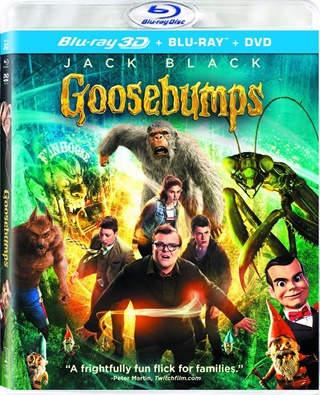 Goosebumps 3D SBS Latino