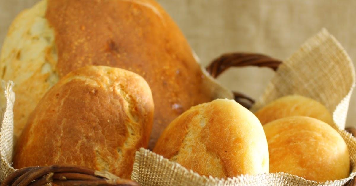 Pane alla ricotta con lievito madre