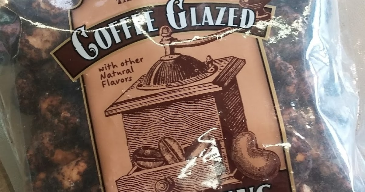Trader Joe S Coffee Glazed Cashews