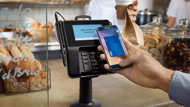 samsung pay to withdraw cash on ATM
