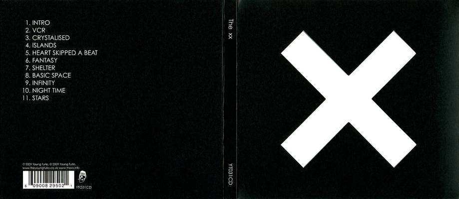 "The xx - Album ""xx"" - Player ~ The xx Fansite"