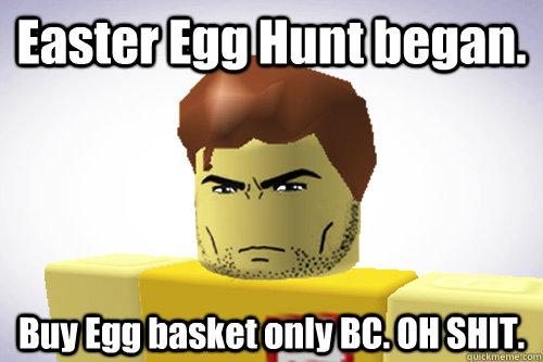 Easter Religious Funny Meme