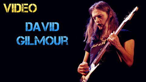 Vídeo Biografía David Gilmour