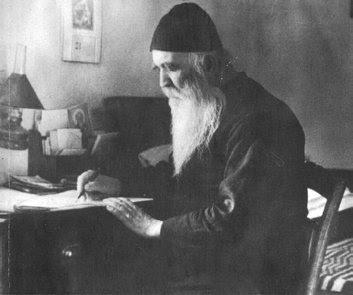 Ο Γέροντας Φιλόθεος Ζερβάκος (1884-1980)   ήταν καλόγερος και ηγούμενος της μονής   Ζωοδόχου Πηγής Λογγοβάρδας Πάρου