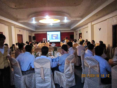 Tấm lợp Onduline tại Khách sạn Ninh Kiều
