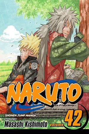 Naruto Tomo 42