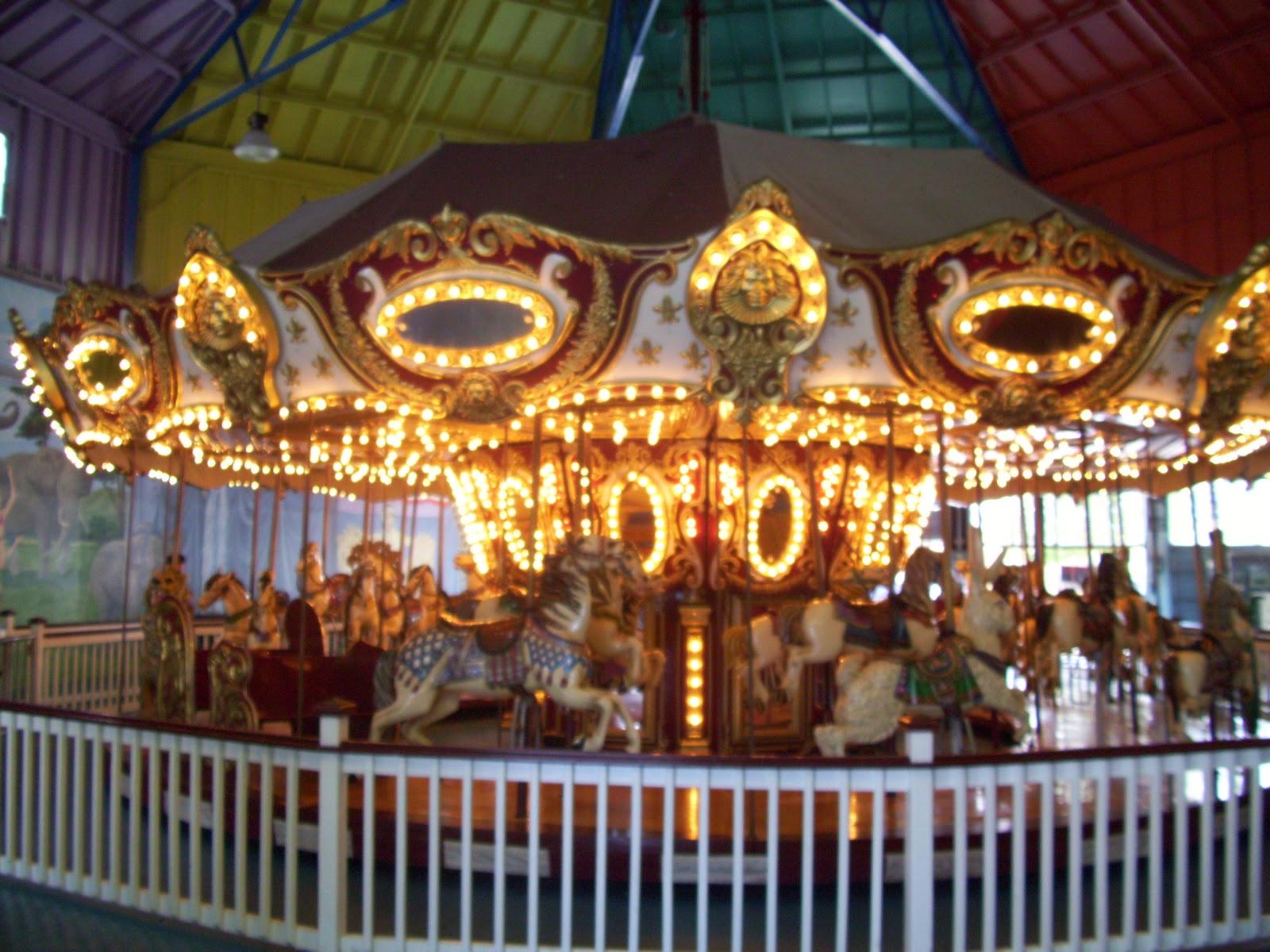 Cotton Candyriffic A Variety Of Vintage Amusement Park