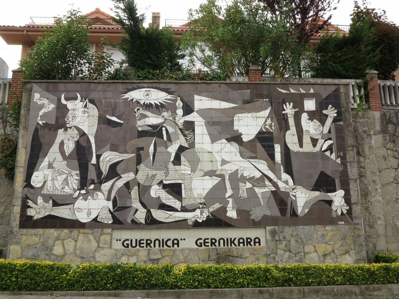 The Storyteller My Travel Book In Search Of Quot Guernica
