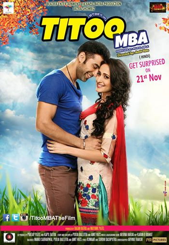 Titoo Mba 2014 Hindi Movie Download