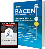 Apostila Concurso Banco Central do Brasil ( BACEN) 2017