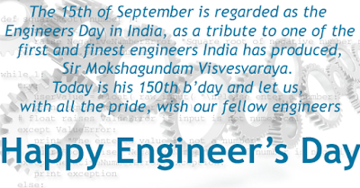 ENGINEER, S DAY