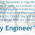Top 10 Engineer ,s Day emages, greetings, pictures for Whatsapp and Facebook