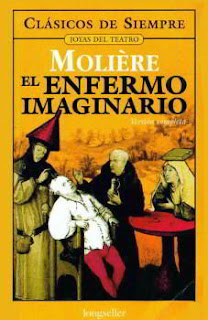 Portada del libro el enfermo imaginario para descargar en pdf gratis