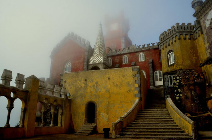Top 10 Things to See and Do in Portugal - Explore Pena Palace