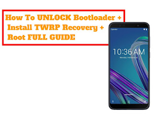 How To UNLOCK Bootloader + Install TWRP Recovery + Root FULL GUIDE