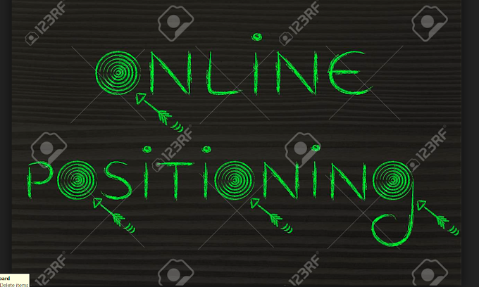 Positioning and digital Marketing
