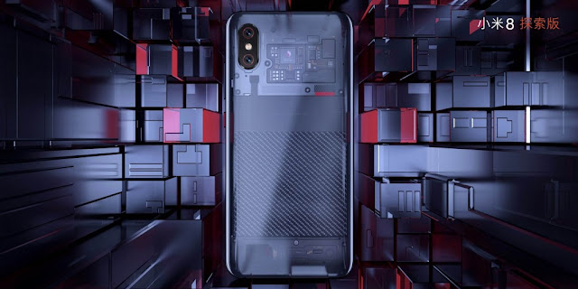 Xiaomi Mi 8 chính thức ra mắt 02
