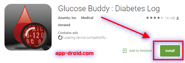Glucose buddy apk Download
