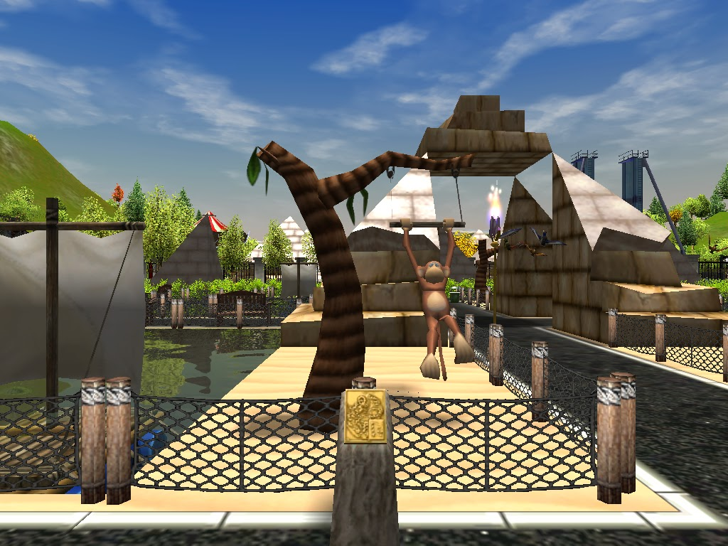 Roller Coaster Tycoon 3 Downloads