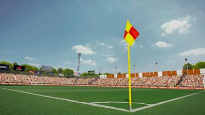 PES 2017 Stadium Municipal de Montilivi by PES Mod Goip