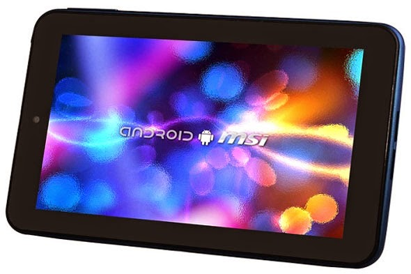 Tablet Android MSI Enjoy 71