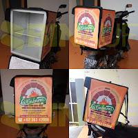 jual Tas delivery makanan Surabaya Pizza Lacabana
