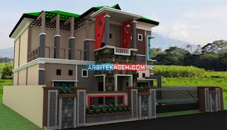 ACEH-Jasa Arsitek Desain Rumah di Sabang