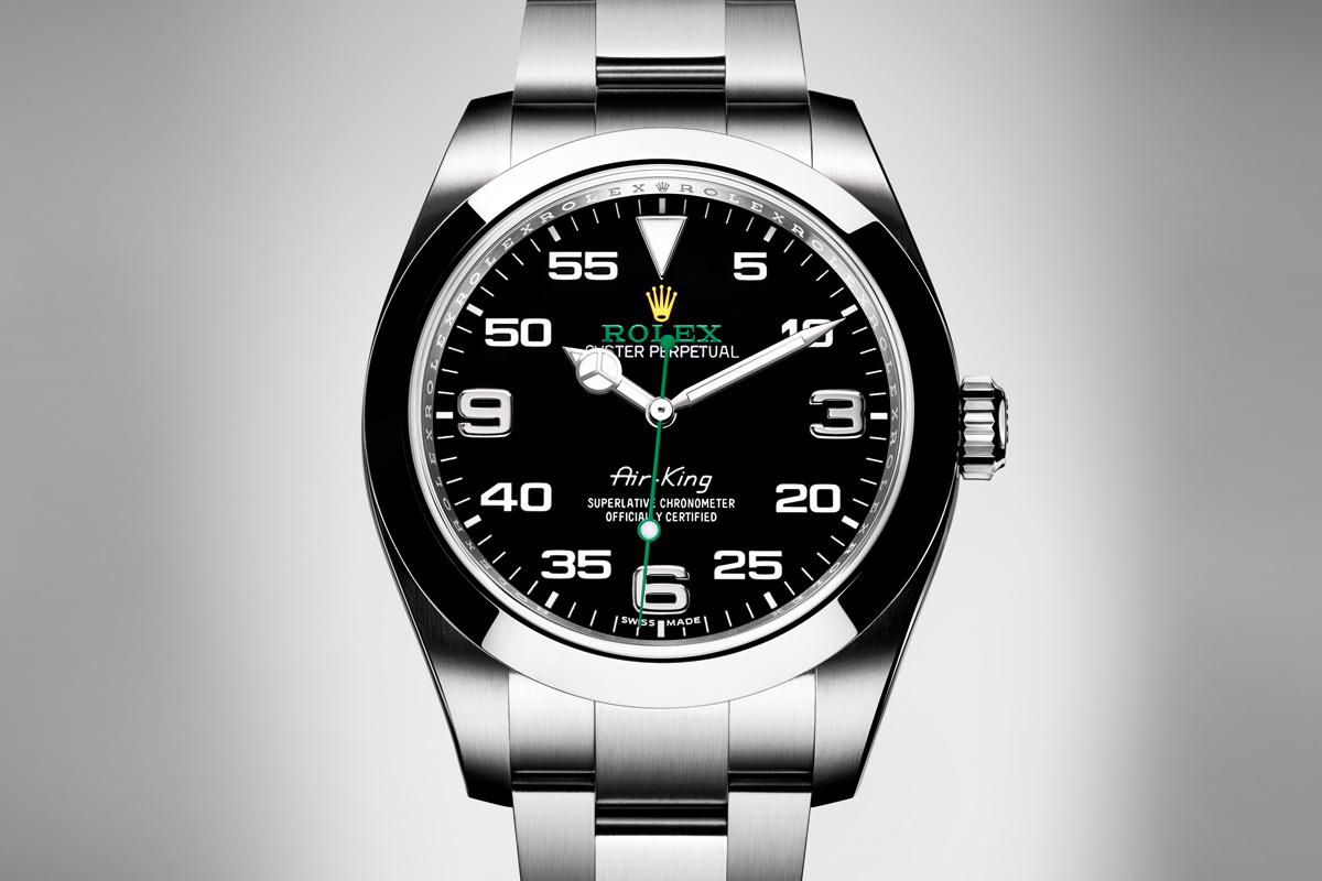 Rolex - Oyster Perpetu...