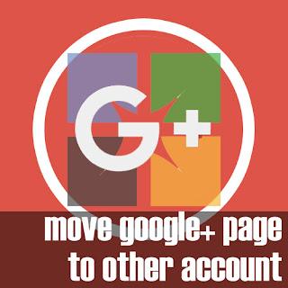 Memindahkan Laman Google Bisnisku