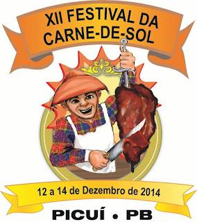 Festival da carne de sol 2016 acontecerá em 11,12 e 13 de novembro. Hugo Campanna já está confirmado
