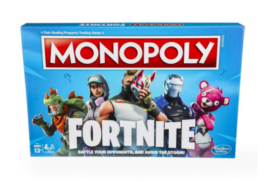 20 Fortnite Christmas Gift Ideas - monopoly