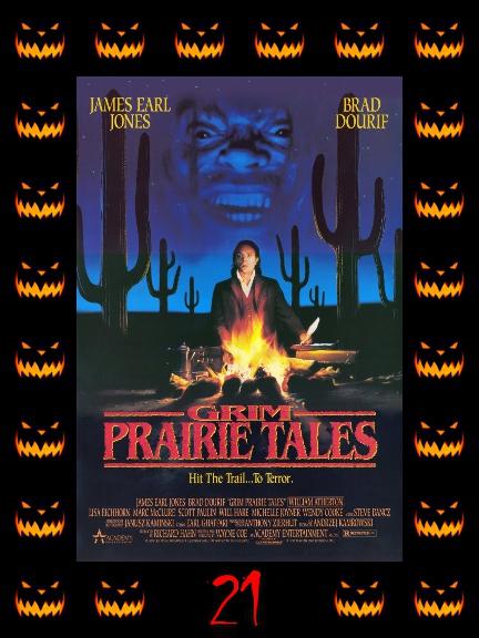 31 Days of Halloween 2017 - Day 21: Grim Prairie Tales (1990 ...