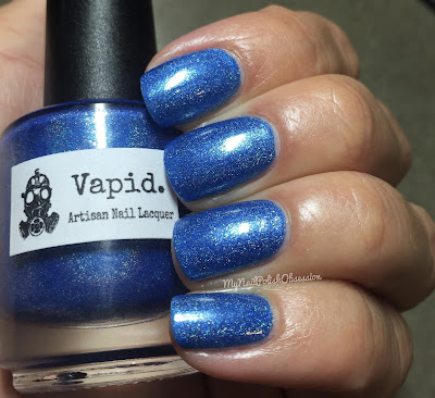 Vapid Lacquer; Sapphire Moon