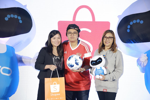 Vivo Philippines proudly partners with Shopee and Akulaku