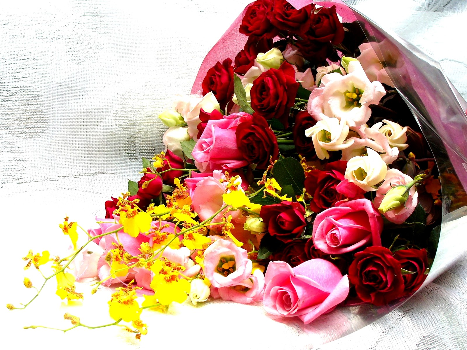 bouquet flower wallpaper