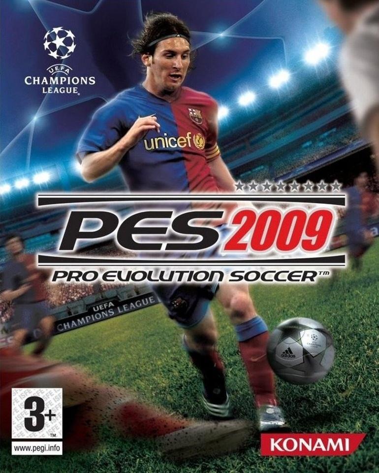 Requisitos Jogos: Pro Evolution Soccer 2009