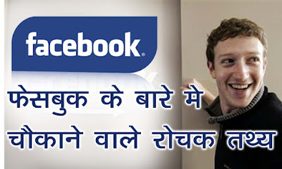 amazing facts about facebook, facts of facebook, fb facts, intresting facts about facebook