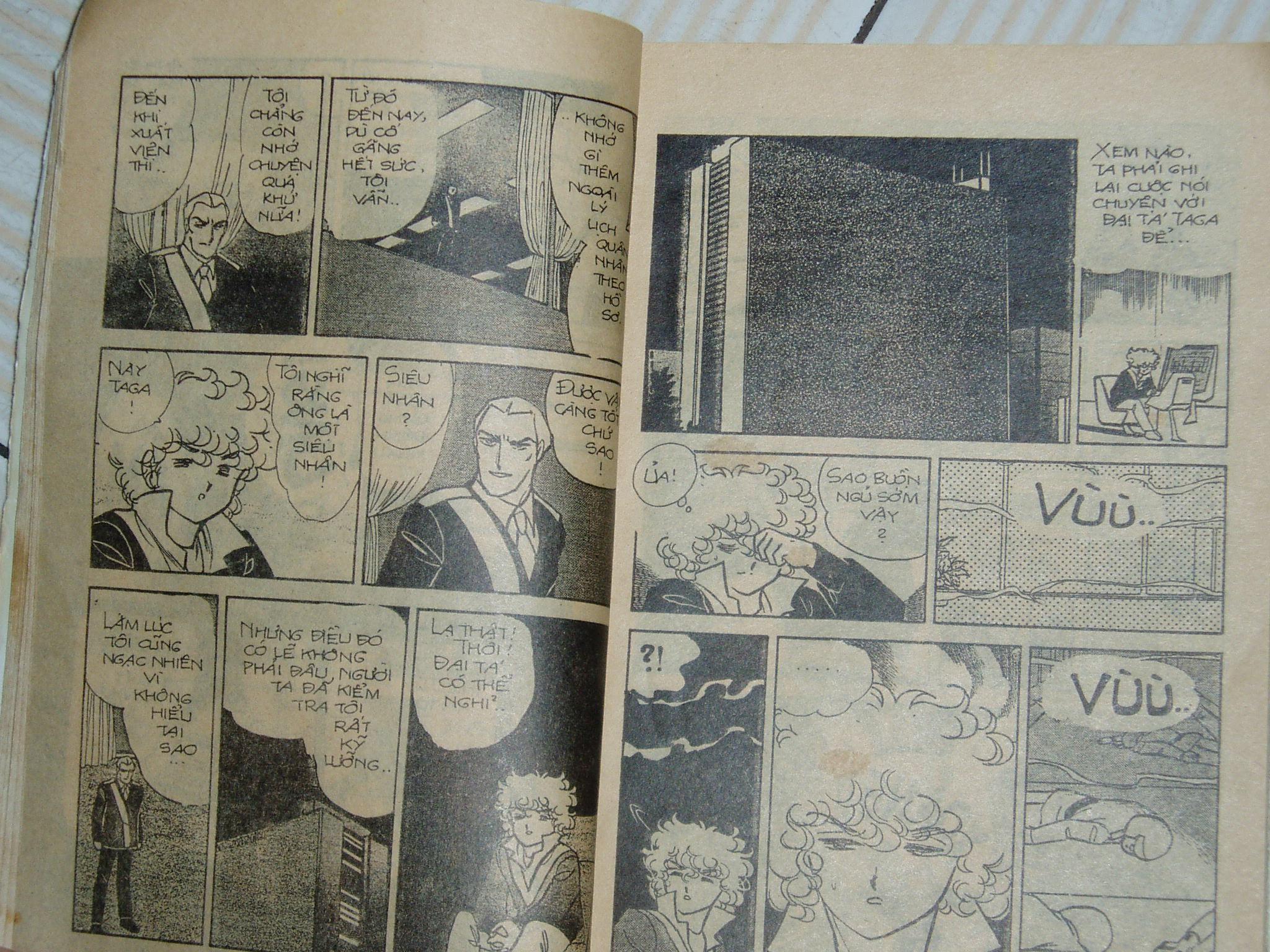 Siêu nhân Locke vol 13 trang 12