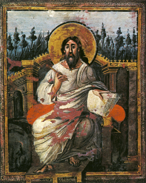 Art History Group Carolingian Iconography In Religious