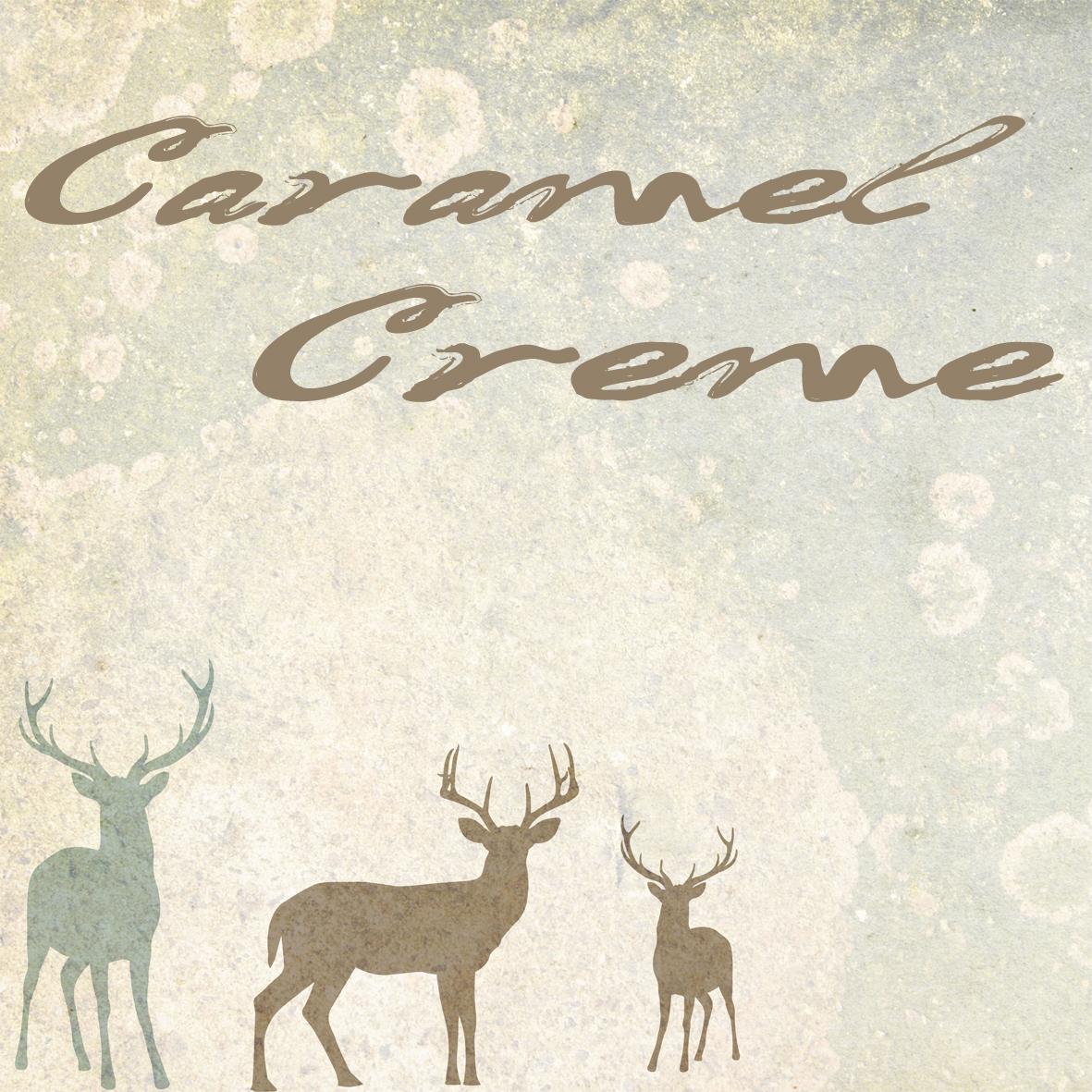 aber nun wirklich last but not least caramelcreme. Black Bedroom Furniture Sets. Home Design Ideas