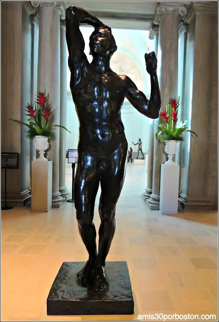 "Legion of Honor: ""La Edad de Bronce"" de Rodin"